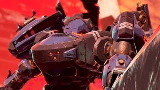 Daemon X Machina - Airborne Combat Gameplay