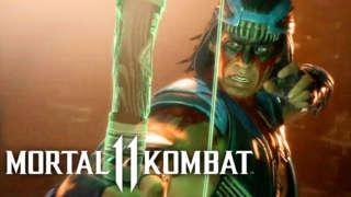 Mortal Kombat 11 – Official Nightwolf Gameplay Reveal Trailer