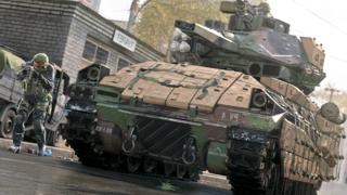 Call Of Duty: Modern Warfare - 20v20 Team Deathmatch Gameplay