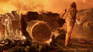 Black Mesa Xen Beta - Gonarch's Lair Is A Terrifying Boss Battle