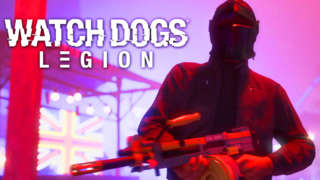 Watch Dogs Legion - 'Welcome to the Resistance' Official Gameplay Trailer | Stadia Connect