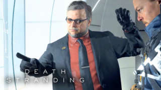 Death Stranding - Dead Man And Bridge Baby Character Trailer   Gamescom 2019