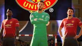 FIFA 20's Volta Mode: Manchester United Vs Tottenham Hotspurs Gameplay From Gamescom 2019
