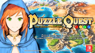Puzzle Quest: The Legend Returns Coming Soon to Nintendo Switch
