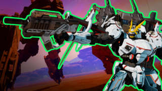 Daemon X Machina Gameplay: Intense Boss Battles On Nintendo Switch