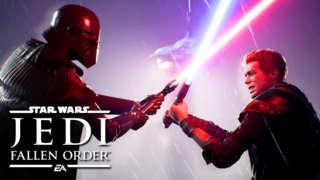 "Star Wars Jedi: Fallen Order - ""Cal's Mission"" Cinematic Gameplay Trailer"