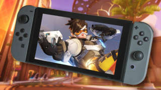 10 Minutes Of Overwatch Switch Gameplay