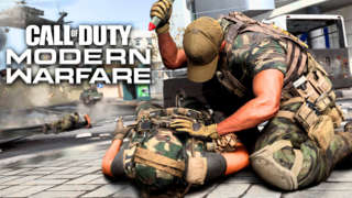 Call of Duty: Modern Warfare - Special Ops Gameplay Reveal Trailer