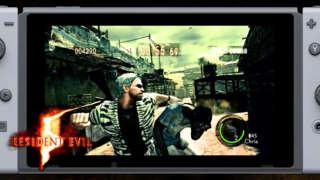 Resident Evil 5 - Nintendo Switch Gameplay Pre-order Trailer