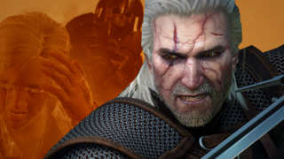 15 Minutes Of The Witcher 3 On Switch