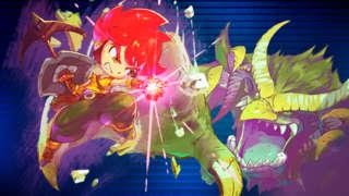 Little Town Hero - Boss Battle Gameplay