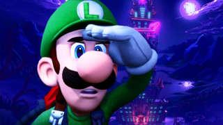 Exploring The Hotel In Luigi's Mansion 3 Gameplay