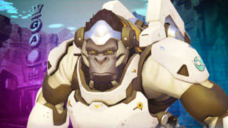 Pushing Overwatch On Switch To The Limit | Total Mayhem