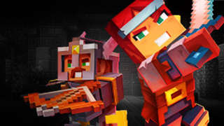 12 Minutes Of Minecraft Dungeons Gameplay