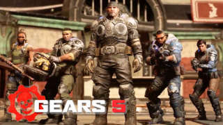 Gears 5 - Operation 2: Free For All Gameplay Features Trailer