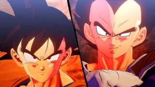Dragon Ball Z: Kakarot - Goku vs. Vegeta Boss Fight (Saiyan Saga)