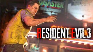 Resident Evil 3 Remake - Developer Gameplay Features Walkthrough Trailer