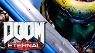 Doom Eternal - Official Story Gameplay Trailer 2