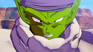 Dragon Ball Z: Kakarot - Piccolo Vs. Radditz Gameplay
