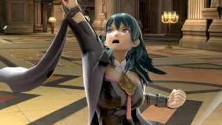 Super Smash Bros. Ultimate - Byleth Classic Mode Gameplay