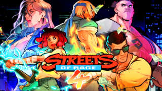 Streets of Rage 4 - Floyd Iraia & Multiplayer Features Gameplay Trailer