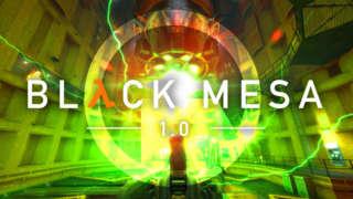 Black Mesa - 1.0 Gameplay Launch Trailer