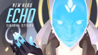 Overwatch - Official Echo Origin Story Trailer