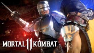Mortal Kombat 11 - Aftermath Story And Character DLC Trailer