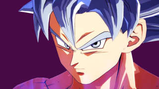 Dragon Ball FighterZ - Anime Vs. Game (Ultra Instinct Goku vs. Kefla)