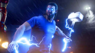 Marvel's Avengers - Official 'Once An Avenger' Thor Mission Gameplay