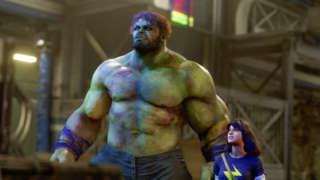 Marvel's Avengers: Co-op War Zones Trailer
