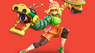 Super Smash Bros. Ultimate - Min Min Classic Mode Gameplay