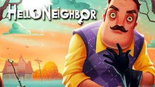 Hello Neighbor - Official Stadia Announcement Trailer