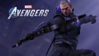 Marvel's Avengers - Official Hawkeye Hero Teaser Trailer