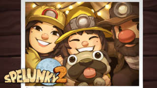 Spelunky 2 - Official Release Date Gameplay Trailer