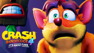 Crash Bandicoot 4: It's About Time – Official Narrated Gameplay Trailer