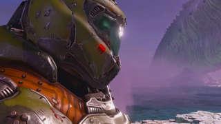 Doom Eternal DLC The Ancient Gods Gameplay First Look | Gamescom 2020