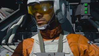 Star Wars: Squadrons Single-Player Reveal Trailer Full Presentation | Gamescom 2020