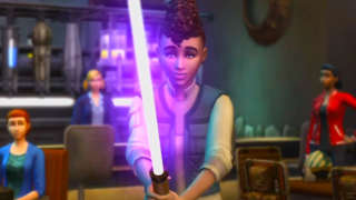 The Sims 4 Star Wars expansion: Journey To Bautu Official Trailer | Gamescom 2020