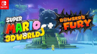 Super Mario 3D World + Bowser's Fury - Official Announcement Trailer