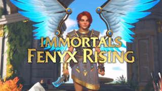 Immortals: Fenyx Rising Full Presentation   Ubisoft Forward 2020