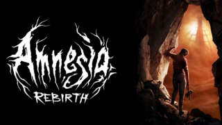 Amnesia: Rebirth - Official Release Date Reveal Trailer
