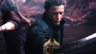 Devil May Cry 5: Special Edition Reveal Trailer| PS5 Showcase