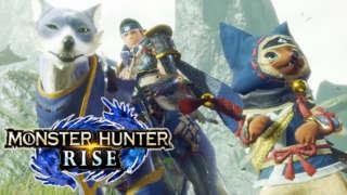 Monster Hunter Rise - Official Announcement Trailer