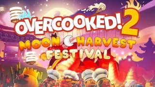 Overcooked! 2 - Moon Harvest Free Update Trailer