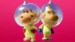 Pikmin 3 Deluxe - Olimar and Louie's New Prologue Gameplay