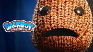 Sackboy: A Big Adventure - Story Gameplay Trailer