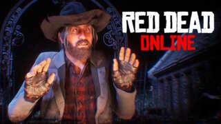 Red Dead Online - Official Halloween Pass Event Trailer