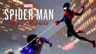 Marvel's Spider-Man: Miles Morales - 11 Minutes Of Into The Spider-Verse Suit Gameplay