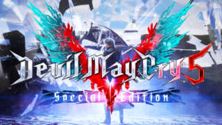 Devil May Cry 5 Special Edition - Ray Tracing Overview Gameplay Trailer